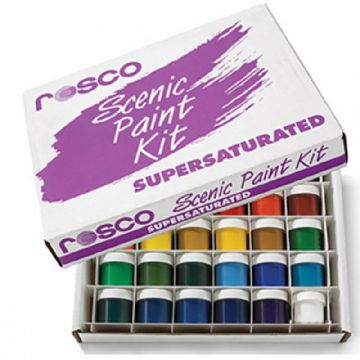 Rosco  Supersaturated  Test kit